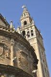 Das Giralda von Sevilla Stockbilder