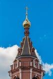 Das Golden Dome des Tempels Stockfotos