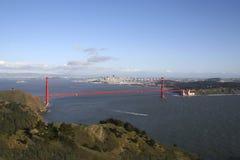 Das Golden Gate Lizenzfreies Stockfoto