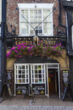 Das Goldene Flies in York Stockbilder