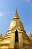 Das goldene stupa Lizenzfreies Stockbild