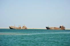 Das Golf von Aden Lizenzfreies Stockbild
