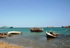 Das Golf von Aden stockfotos