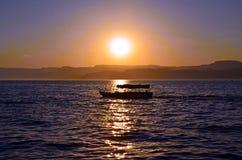 Das Golf von Akaba stockbilder