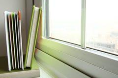 Das grüne Abdeckungsbuch Lizenzfreie Stockbilder