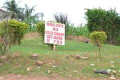 Das Grab des Armen Lizenzfreies Stockbild