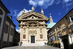 Das Grab des Kaisers Ferdinand II, Graz stockfoto