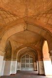 Das Grab von Akbar das große, Agra Stockfotografie