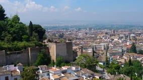 Das Granada Stockbild