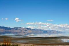 Das Great Salt Lake Lizenzfreie Stockfotos