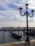 Das großartiger Kanal 2 â Venedig, Italien Stockbilder