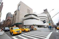 Das Guggenheim Museum Stockbilder