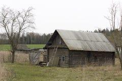 Das hässliche Haus Lizenzfreie Stockfotos