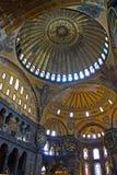 Das Hagia Sophia, Istanbul lizenzfreie stockbilder