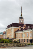 Das Hauptgebäude der Artillerie-Gießerei, Kasan lizenzfreies stockbild