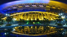 Das Hauptstadion im Guangxi-Sportzentrum Lizenzfreie Stockbilder