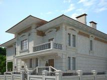 Das Haus Stockfoto