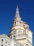 Das Haus auf Malaya Bronnaya-Straße Moskau Lizenzfreie Stockbilder