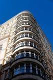 Das Haus auf Malaya Bronnaya-Straße Moskau Stockfoto