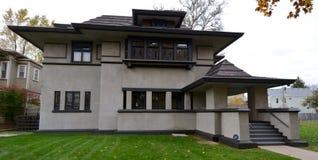 Das Haus der Hügel Lizenzfreie Stockbilder