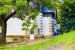 Das Haus des Landhauses Unger Lizenzfreie Stockbilder