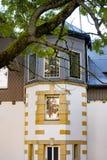 Das Haus des Landhauses Unger 2 Lizenzfreie Stockfotos