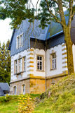Das Haus des Landhauses Unger 3 Lizenzfreies Stockfoto