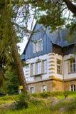 Das Haus des Landhauses Unger 4 Lizenzfreies Stockfoto