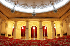 Das Haus des Parlaments lizenzfreie stockbilder