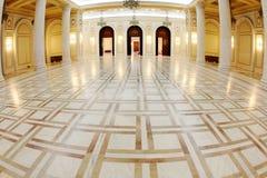 Das Haus des Parlaments Lizenzfreie Stockfotografie