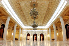 Das Haus des Parlaments Lizenzfreies Stockfoto