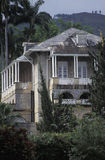 Das Haus des Präsidenten der Republik, Trinidad und Tobago Stockbild