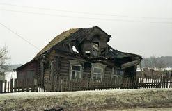 Das Haus ist auf Verkauf Lizenzfreie Stockfotos