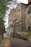 Das Haus in Italien Lizenzfreies Stockfoto