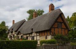 Das Haus von Anne Hathaway lizenzfreies stockbild