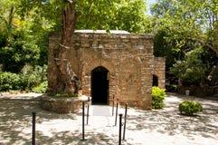 Das Haus von Jungfrau Maria, Ephesus, die Türkei Stockfotografie