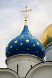 Das heilige Dreiheit-Heilige Sergius Lavra Lizenzfreie Stockfotografie