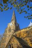 Das heilige Grab in Northampton stockfoto
