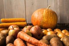Das Herbstkonzept Stockfoto