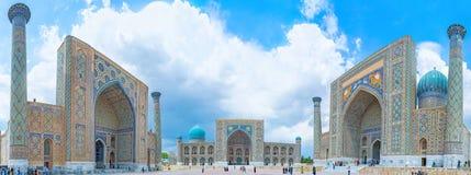 Das Herz von Samarkand Stockbilder