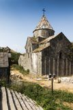Das historische armenische Kloster vom 10. Jahrhundert herein gelegen Stockbilder