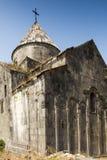 Das historische armenische Kloster vom 10. Jahrhundert herein gelegen Lizenzfreie Stockbilder
