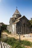 Das historische armenische Kloster vom 10. Jahrhundert herein gelegen Stockbild