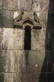 Das historische armenische Kloster vom 10. Jahrhundert herein gelegen Lizenzfreies Stockbild