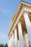 Das historische Gebäude Lizenzfreies Stockbild