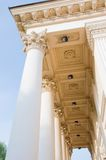 Das historische Gebäude Stockbild