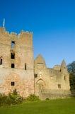 Das historische Schloss Stockbild