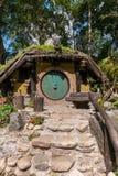 Das hobbit Haus Stockbild