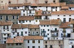 Das Hochland bei Spanien Lizenzfreies Stockbild