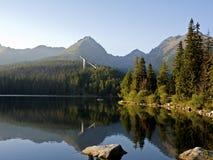 Das hohe Tatras Stockfotografie